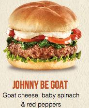 johnny be goat