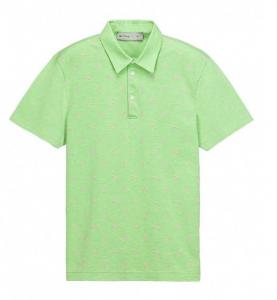 Etro mint green polo